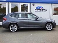 2013 BMW X1 xDrive 18d M Sport