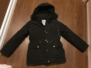Winter jacket size 7-8 girls
