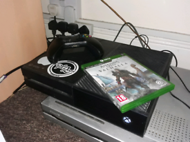 Xbox one with assassin's creed Valhalla