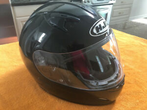 HJC Full Face Motorcycle Helmets Excellent Condition XL or M