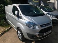 2014 14 Ford Transit Custom 2.2TDCi ( 125PS ) 290 L2H1 LIMITED / CHOICE OF 2