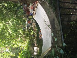 Garden hammock - Hamac