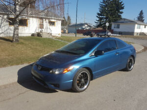 REDUCED!!!!!!!!!!! 2006 Honda civic DX-G Coupe (2 door)
