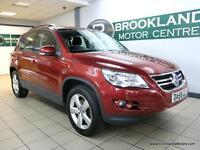 Volkswagen Tiguan 2.0 TDI ESCAPE 4MOTION 140PS AUTO [11X SERVICES and PANORAMIC