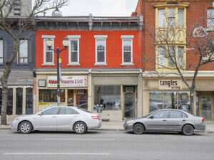 Work & Live - 232 King St W - FOR SALE