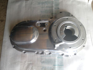 NOS HARLEY-DAVIDSON SPORTSTER CHROME ENGINE PRIMARY CASE OUTER .