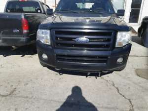 2008 FORD EXPEDITION  GOOD RUNNING  CONDITION (High Hwy Miles)