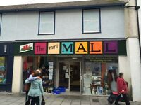 Shop to rent market st, Holyhead only £60 per week