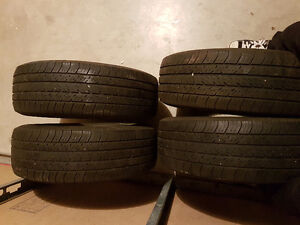 2 sets of 15inch tires
