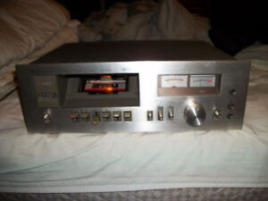 Vintage KENWOOD Cassette Deck ( Japan )