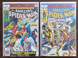 The Amazing Spider-Man Issue #182 & #183 (Peter's 1st. Proposal)