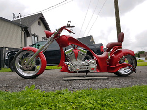 Moto Custom Chopper