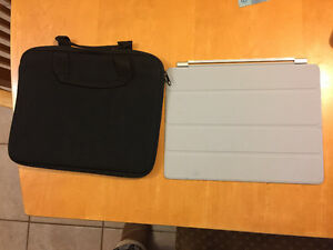 iPad magnetic cover and case