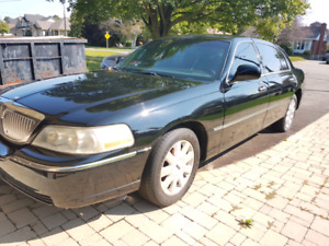 2008 Lincoln Town Car Executive L