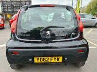 2012 Peugeot 107 1.0L ACTIVE 3d 68 BHP Hatchback Petrol Manual