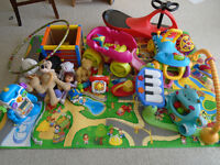 Various toys for free