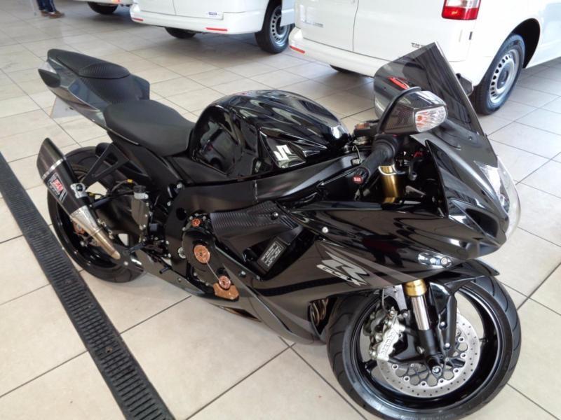 Suzuki Gsxr S Black