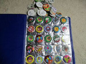 Pogs and power caps