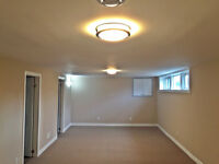 Stylish 1 Bedroom Basement Apartment Newly Upgraded in Newmarket