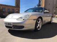 1999 Porsche 911 3.4 996 Carrera 4 Coupe 2dr Petrol Tiptronic S AWD (304