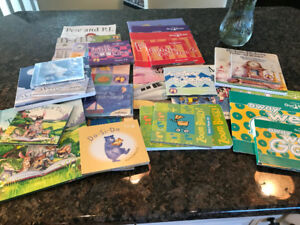Kinder music books and cds