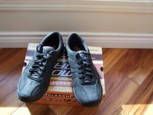 Brand new Skechers men's leather shoes size 10.5