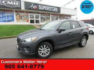 "2016 Mazda CX-5 GX  AWD BLUETOOTH 7""-TOUCH 17""-ALLOYS"