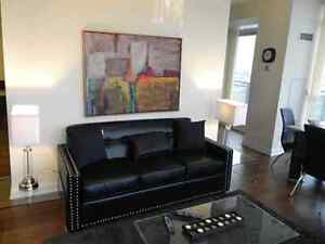 Luxury 2 bedroom furnished apartments- square one area