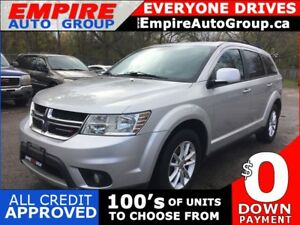 2013 DODGE JOURNEY SXT * POWER GROUP * PREMIUM CLOTH SEATING * 7