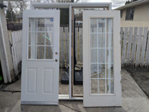 Double French Doors For Sale