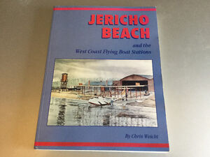 Jericho Beach and the West Coast Flying Boat Stations