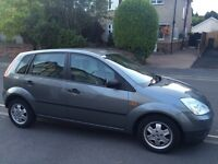 Ford Fiesta 1.2 LX Silver 5dr