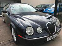 Jaguar S-TYPE 2.5 V6 auto PLUS