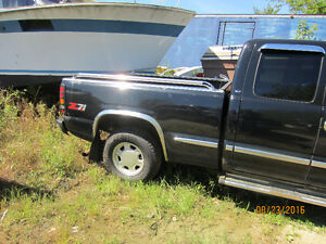Parting out 99 Sierra