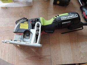 Rockwell VersiCut 4A compact saw