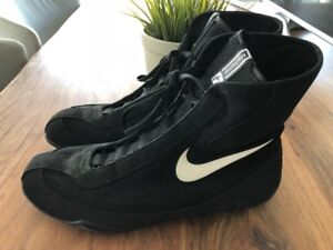 Nike Machomai - Size 10 Boxing Boots / Shoes 9/10 condition