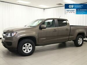 2017 Chevrolet Colorado One Owner Trade In!