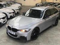 2013 BMW 3 Series 2.0 320d BluePerformance M Sport Touring 5dr Diesel