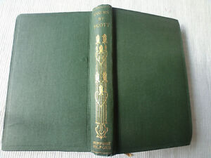 "Vintage Classic ""Poems by Sir Walter Scott"""