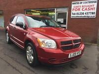 DODGE CALIBER 1.8 SE WILL COME WITH FRESH MOT AND SERVICE