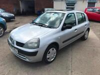 Renault Clio 1.2 16v Expression - 05/55 - 109k - March 19 Mot