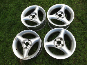 3 Spoke alloy wheels Gatineau Ottawa / Gatineau Area image 1