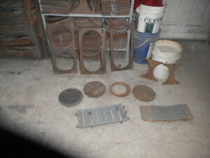 pieces de poele a bois antique