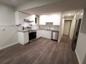 $2100/2br-850sf -New renovated 8' H modern garden suite (South f