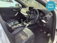 2017 Audi Q2 1.6 TDI S Line 5dr - SUV 5 Seats SUV Diesel Manual