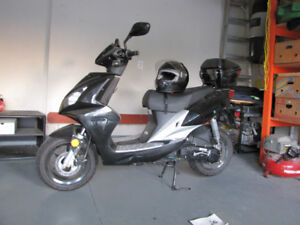 2010 Gasoline  scooter