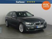 2016 BMW 3 Series 320d xDrive Luxury 5dr Step Auto Touring ESTATE Diesel Automat