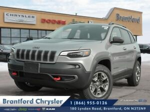 2019 Jeep Cherokee Trailhawk Elite  - Navigation