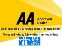 2015 Renault Master Crewcab Tipper Tipper Diesel Manual