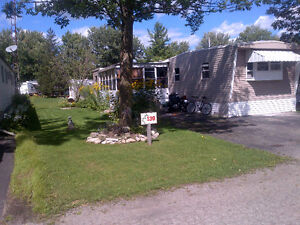Green Acre Park, 10 Mo. Trailer--NEW PRICE--$77 To $ 56,000.00 Kitchener / Waterloo Kitchener Area image 4
